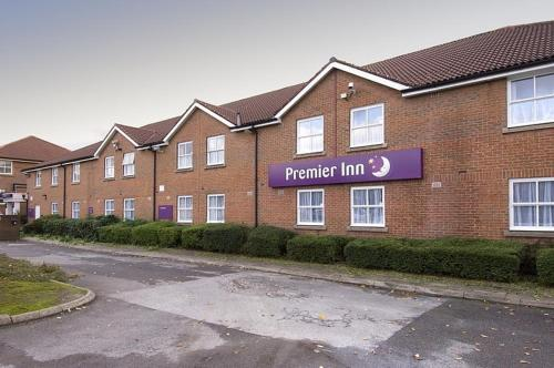 Premier Inn Warrington - A49, M62 J9