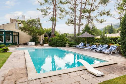 Provencal villa between Alpilles & Luberon