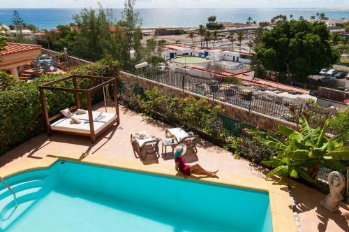 San Agustín Sun & Seaviews Villa