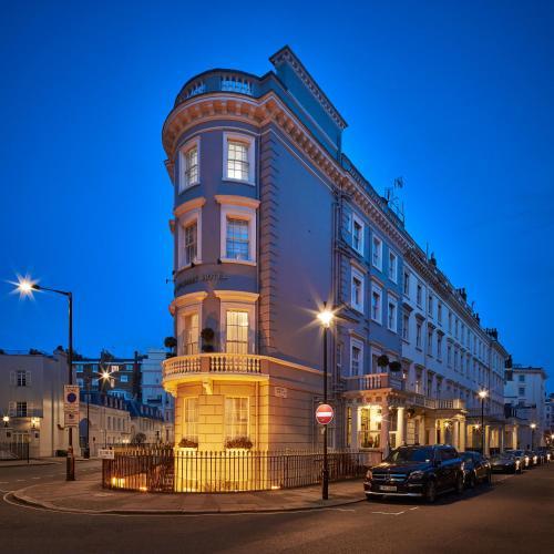 The Diplomat Hotel.