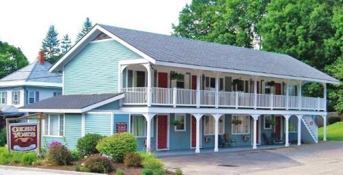 Oxen Yoke Motel