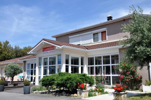 ファストホテル トゥールーズ ブラニャック アエロポール