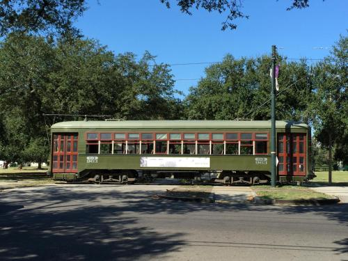A Short Walk to the Streetcar