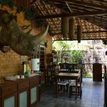 Pousada Jardim do Rinoceronte