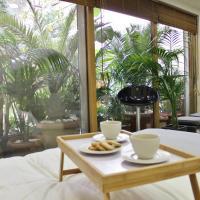 Luxurious Loft with Garden