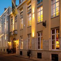 グランド ホテル カッセルベルグ ブルッヘ