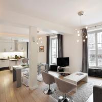 Sleek Apartments near Saint Germain