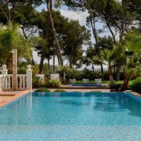 Four-Bedroom Villa in Santa Eulalia del Río with Pool