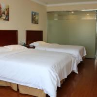 GreenTree Inn Shanghai Huinan Jinghai Road Express Hotel