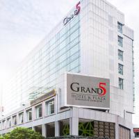 โรงแรม แกรนด์ ไฟฟ์ โฮเท็ล แอนด์ พลาซ่า สุขุมวิท