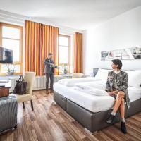 Health Vital Comfort Guestrooms