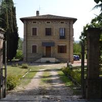 villa Dante Siena