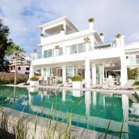 Villa 7th Heaven Beach Front