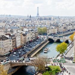 ปารีส 6019 โรงแรม