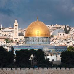 เยรูซาเลม 836 โรงแรม
