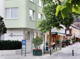 Hotel Babenbergerhof, Mödling