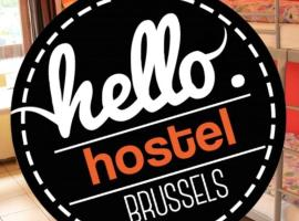 Brussel Hello Hostel