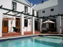Stellenbosch Lodge Hotel & Conference Centre, สเตลเลนบอช