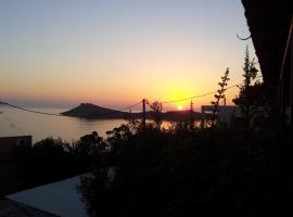 Sunset, Kalymnos (บริเวณใกล้เคียงMirtéai)