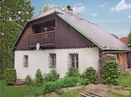 Holiday home Javorna na Sumave, Čachrov