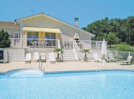Holiday home Lieu dit le Maine Roy N-771, Pillac
