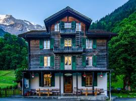 The Alpenhof Guesthouse, Stechelberg