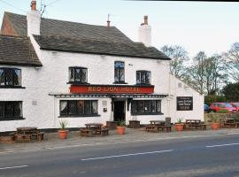 The Red Lion Hotel by Marston's Inns, Rufford