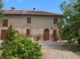 Casa Rondanina, Budrio