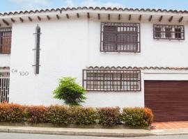 Casa Hotel Santa Ana