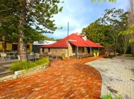 The Inn Mahogany Creek, Mahogany Creek