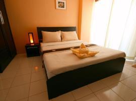 Bansuay Apartment and Hotel - Phra Nangklao Bridge