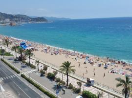 Impresionantes vistas a la Mediterráneo, Blanes