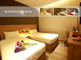 Hotel 99 Chinatown Kuala Lumpur, กัวลาลัมเปอร์