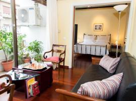 Stephany Apartment