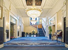 Royal Station Hotel- Part of the Cairn Collection, นิวคาสเซิล อะพอน ไทน์