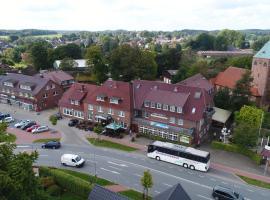 Hotel Böttchers Gasthaus, Rosengarten