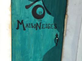 Igloo MaisoNeige du Paradis, Sainte-Rose-du-Nord