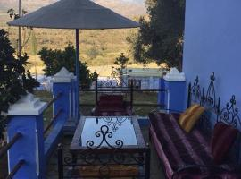 Maison d'hote rural écologique, Derdara