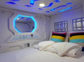Galaxy Pods @ Chinatown