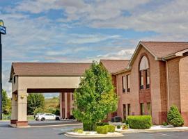Days Inn & Suites by Wyndham Louisville SW, Louisville
