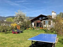 Maison au bord du lac, Bevaix