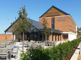 The Lodge, Newbury