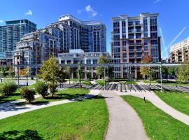 JJ Furnished Apartments Downtown Toronto: King's Luxury Loft