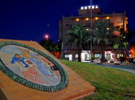 Hotel Santa Faz, San Juan de Alicante