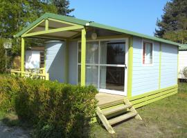 Camping Pomme de Pin, Stella-Plage