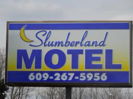 Slumberland Motel Mount Holly, Mount Holly