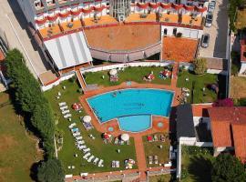 Hotel Spa Nanin Playa