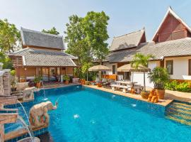 Beverly Thai House Pool Villa 1 A