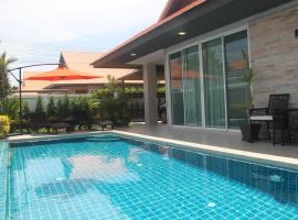 The Ville Pool Villa Jomtien A23