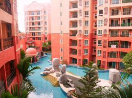 Seven Seas Resort Pattaya & Sofa bed